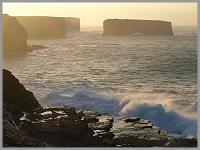 The Cliffs of Kilkee