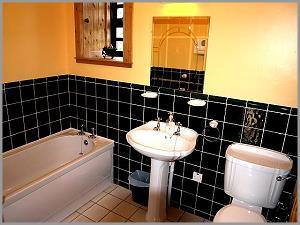 salle de bains separée